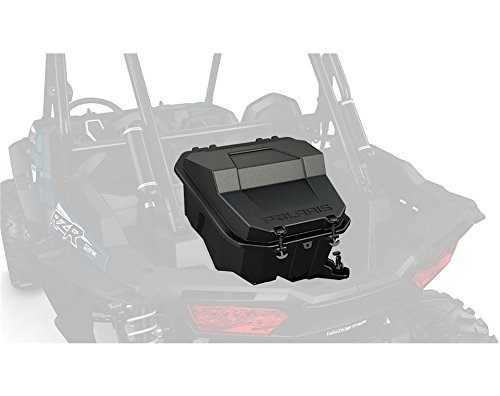 Polaris Rzr Lock - POLARIS RZR LOCK AND RIDE CARGO BOX BLACK 65L 2881193