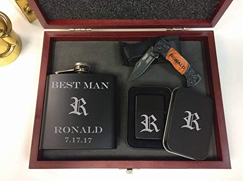 Image result for Groomsmen Gifts