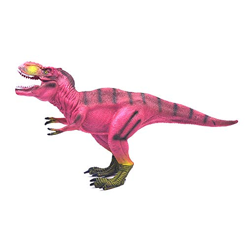 Ailejia Big Dinosaur Figure Toys T-Rex Model Realistic Educational Toys for Children Gift Dinosaur (Tyrannosaurus Rex red)