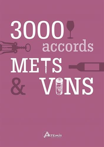 3000 Accords Mets Vins [Pdf/ePub] eBook