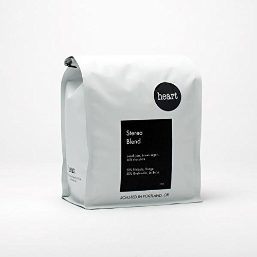 Heart Coffee Roasters, Stereo Seasonal Blend ()