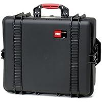 HPRC 2700WF Wheeled Hard Case with Foam (Black)