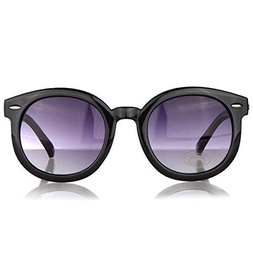 Vintage Style Black Anti-UV Sunglasses for - Sunglasses Overstock