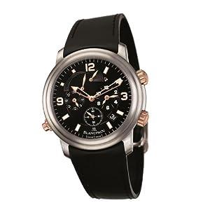 Best Epic Trends 41qvv8yL%2B6L._SS300_ Blancpain Men's 2041.12A30.64B Leman GMT Alarm Watch