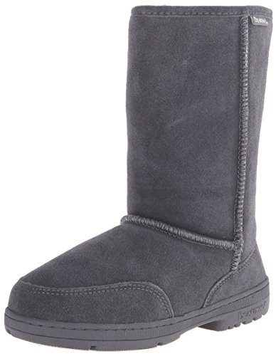 Meadow Trimmed Fur Gris Boot Bearpaw Women's ZqBwztCxq5