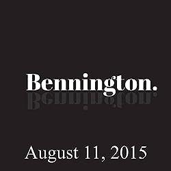 Bennington, Doug Benson, August 11, 2015