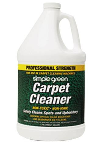 Carpet Cleaner, 1 gal.Bottle SIMPLE GREEN 0510000615128