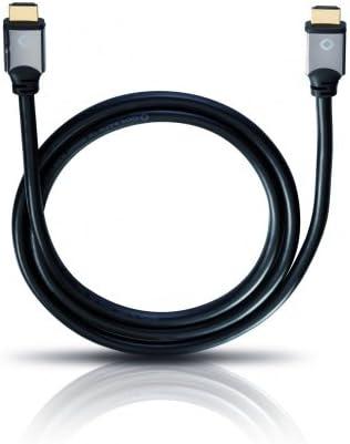 Oehlbach Magic High Speed Hdmi Kabel 1 7m Schwarz Elektronik