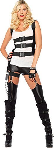 Hallowing Costumes (Morris Costumes Swat body harness and medium large)