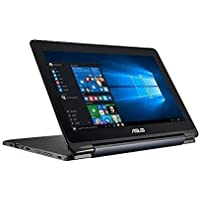 2016 ASUS Transformer Book Flip 11.6 Touch 2 in 1 Laptop/Tablet with 1-year Office 365 Personal (Intel Dual Core up to 2.16 GHz, 2GB DDR3, 32GB eMMC, 802.11ac, USB 3.0, Bluetooth, Windows 10)