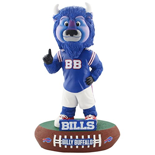 Nfl Mascot - Forever Collectibles Buffalo Bills Mascot Buffalo Bills Baller Special Edition Bobblehead NFL
