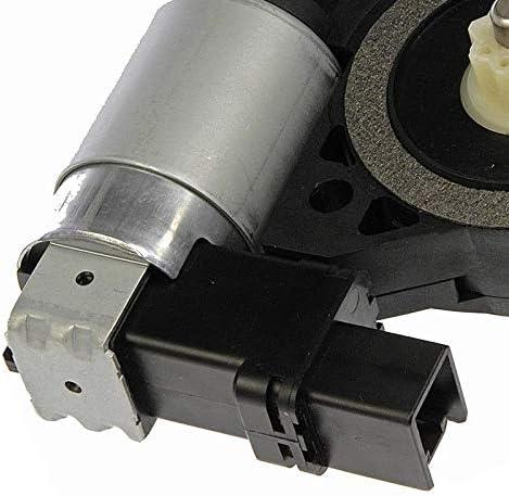 TOOGOO Regulador De Ventana Derecha Motor Elevalunas El/éctrico para 2004-2017 Mazda 3 5 6 Cx7 Cx9 Rx8 742-802 Gj6A5858Xf