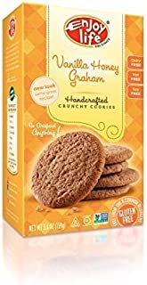 product image for Enjoy Life Crunchy Vanilla Honey Graham Cookies (6x6.3 OZ) by Enjoy Life Foods