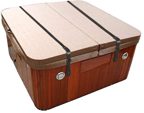 Heavy Duty Hot Tub Cover Wind Straps by pool spa part