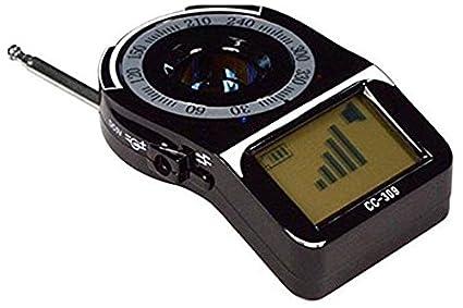 EPTEK@ CC309 detector de señal inalámbrico GPS GSM Wifi G3 G4 Sms Rf Detector de