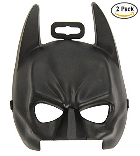 Batman Costume Mask Child (Two Pack) (Batman Mask)