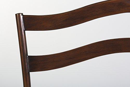 Hillsdale Windsor Vanity Bench, Burnished Bronze