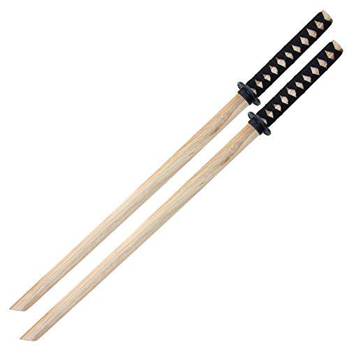 Bokken Practice Sword (Basic Training Hardwood Sparring Bokken Set)