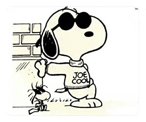 Cartoons Snoopy Cool Rectangle mouse pad by atmyshop Your Best Choice