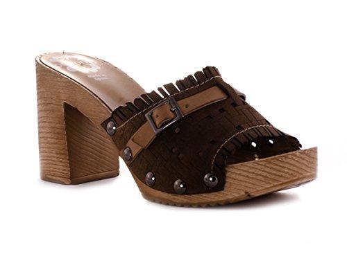 Sandalias Mujer Porronet 2288 Natural