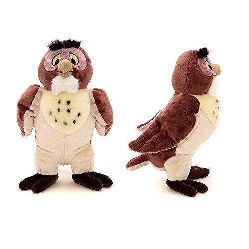 Official Disney Winnie The Pooh 28cm Owl Soft Plush Toy - Kanga Winnie The Pooh