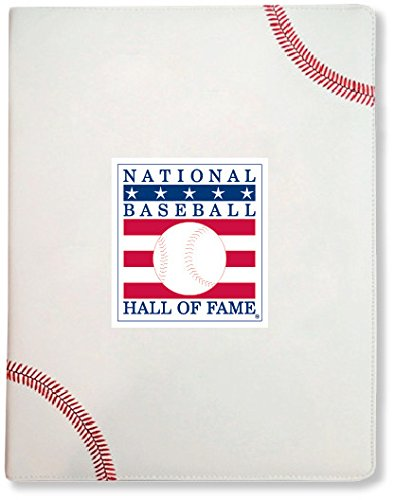 hall-of-fame-baseball-portfolio-officially-licensed-hof-baseball-padolfio-with-red-baseball-stitches