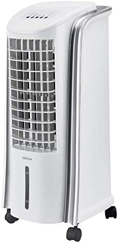 Qlima LK2035 - Ventilador con hielo, 48 W, color blanco: Amazon.es ...