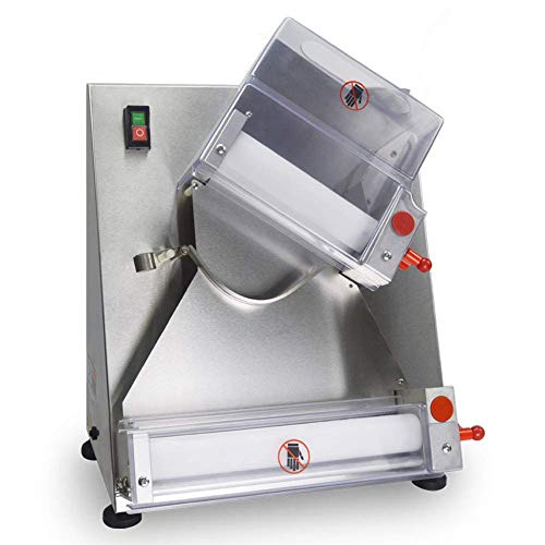SHANGPEIXUAN Automatic Pizza Dough Roller Sheeter Machine,Making 3''-12''Pizza Dough,Pizza Making Machine,Food Preparation Equipment ... - Food Preparation Equipment