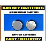 CR1632 Car Key Batteries CR1632 Alarm Remote Fob Batteries 1632