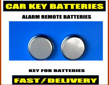 CR1632 Car Key Batteries CR1632 Alarm Remote Fob Batteries 1632 Eunicell