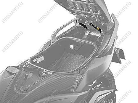 Scatola Immagazzinaggio ONE BY CAMAMOTO COPPIA AMMORTIZZATORI MOTO T-MAX Sollevamento Sella Supporto Asta per YAMAHA TMAX 500 modelli anni 2008//2009//2010//2011 e TMAX 530 anno 2012-2016
