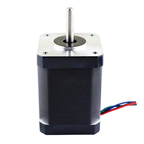 High torque nema 17 bipolar stepper motor 2 for Nema 17 stepper motor torque