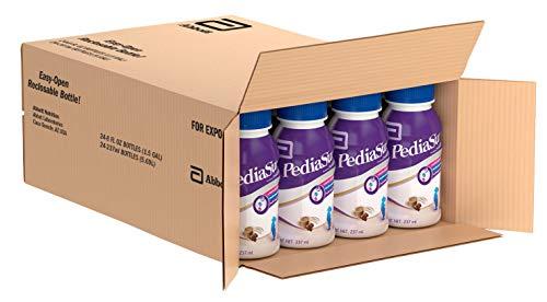 Pediasure | Alimentación Especializada para Niños de 1 a 10 Años | Chocolate | 237mL | 24 piezas