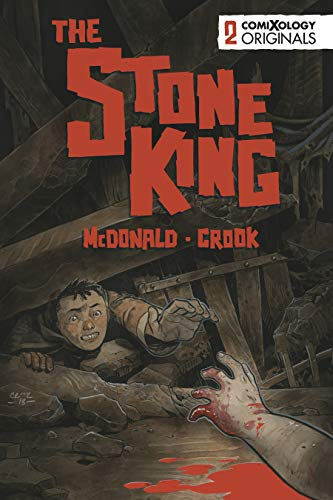 The Stone King #2 (of 4) (comiXology Originals)
