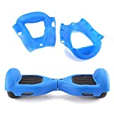 """Scooters Equipment Silicone Case Cover For 6.5"""" 2 Wheels Smart Self Balancing Scooter Hoverboard scooter wheels 6.5"""" models scooter wheels Blue"""