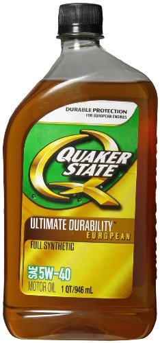 Quaker state 550038211 defy 5w 30 synthetic blend motor for Quaker state conventional motor oil