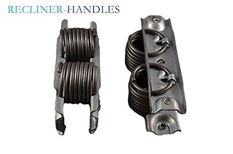 Recliner-Handles Replacement Rocker Recliner Springs Metal Recliner Springs set of 2  sc 1 st  Amazon.com & Amazon.com: Recliner-Handles Replacement Rocker Recliner Springs ... islam-shia.org