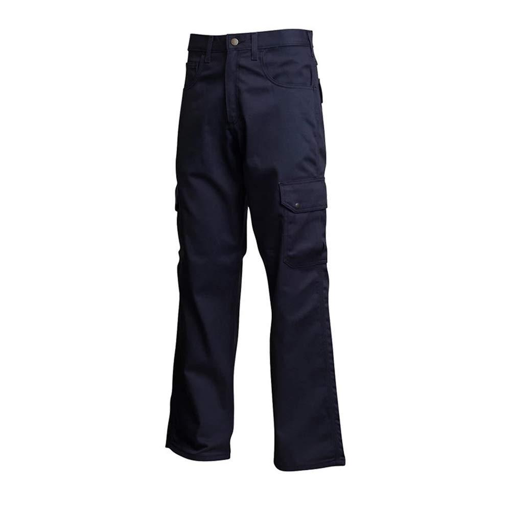 NEW Carhartt Fire Resistant Cargo Work Pants  Navy Blue Men/'s Size 34X36