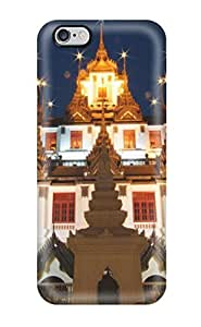 Defender Case With Nice Appearance (wat Ratchanaddaram) For Iphone 6 Plus