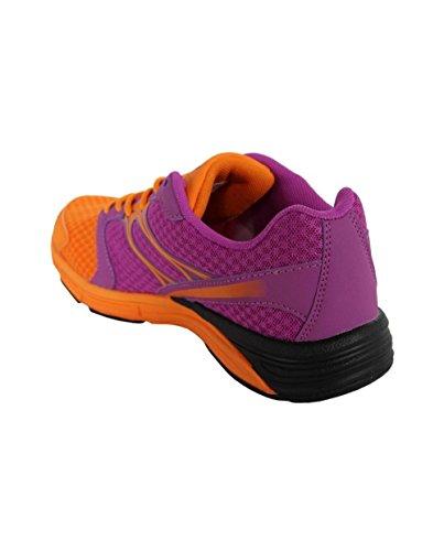 Naranja de SMITH Zapatillas Mujer JOHN Deporte Regret 1YwB0zq