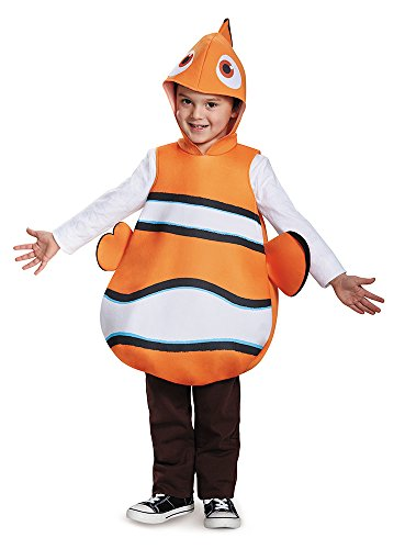 Nemo Classic Finding Dory Disney/Pixar Costume, One Size Child - Dory Costume For Baby
