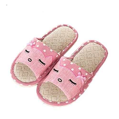 Lin Gray Nsbm Chaussons Accueil Doux Super nbsp;fond Chaussures Glisser Muet Femmes De Mou Intérieur Coton Bois Pantoufles Plancher AAqw8TS