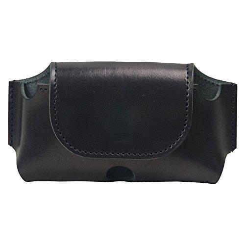 [해외]일본에서 만들어진 도치기 가죽 가로 휴대폰 케이스 자석 오프너 / Japan-made Tochigi leather horizontal mobile phone case magnet opening and closing