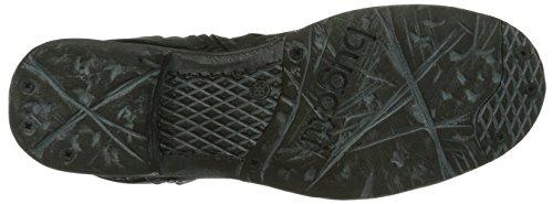 Bugatti J58311G - botas de cuero mujer Negro 100