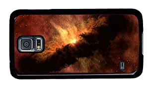 Hipster Samsung Galaxy S5 Case new cases cosmic explosion PC Black for Samsung S5