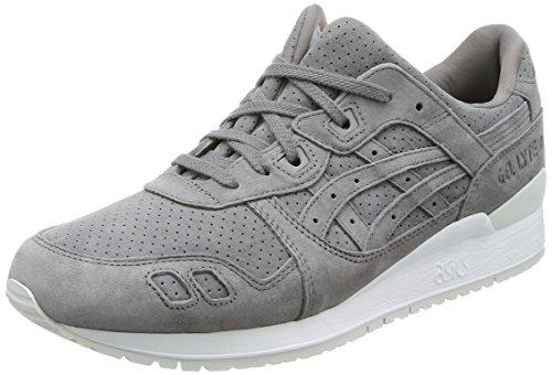 Asics - Gel Lyte III Pig Suede Pack Aluminium - Sneakers Hombre