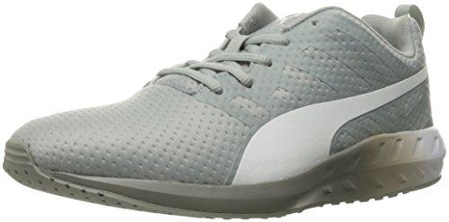 PUMA Men's Flare Nylon Cross-Trainer Shoe, Quarry White, 8.5 M US Review