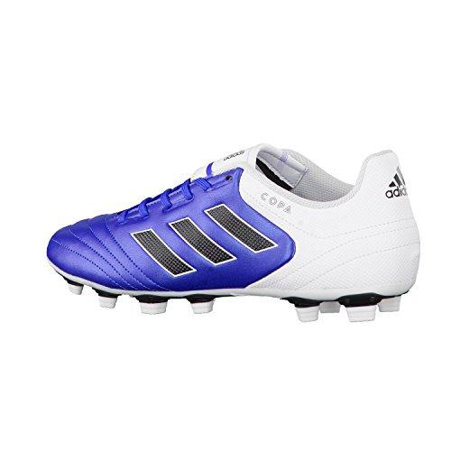 Adidas Copa 17.4 Fxg, Scarpe per Allenamento Calcio Uomo, Blu (Azul/Ftwbla/Negbas), 44 EU