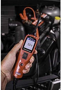 Sealey Power Scan Automotive Probe Scope 12v Pp100 Auto