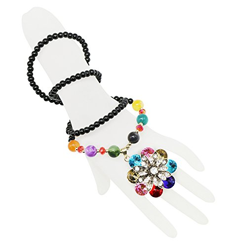 Bracelet Jewelry Display Stand Holder Hand Form Resin Ring Display Stand Rack for Jewelry or Home Organization, (White)